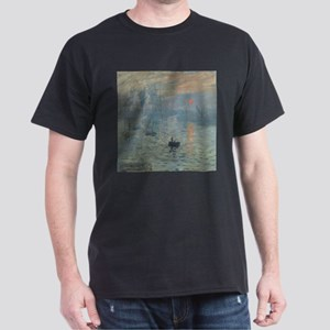 Claude Monet Impression Soleil Levant T-Shirt