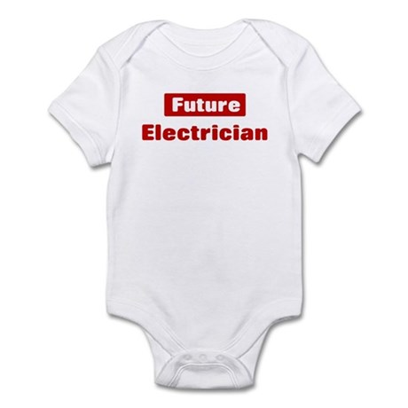 Future Electrician Infant Bodysuit