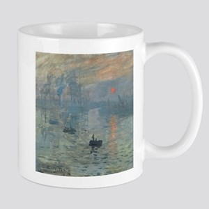 Claude Monet Impression Soleil Levant Mugs