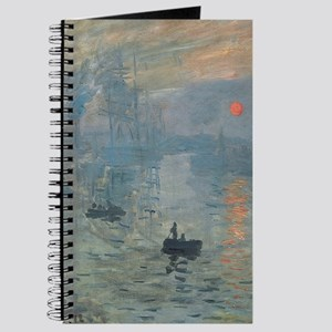 Claude Monet Impression Soleil Levant Journal