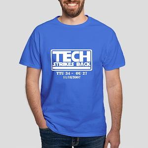Tech Strikes Back Dark T-Shirt
