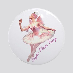 Sugar Plum Christmas Ornament