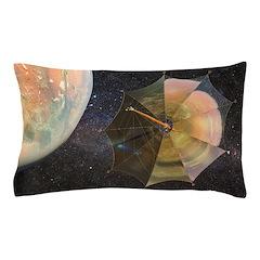 Martian Solar Sail Pillow Case