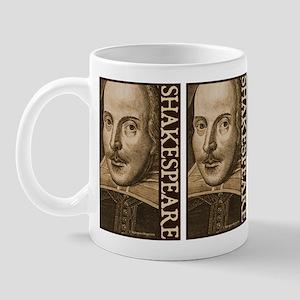 Droeshout's Shakespeare Mug