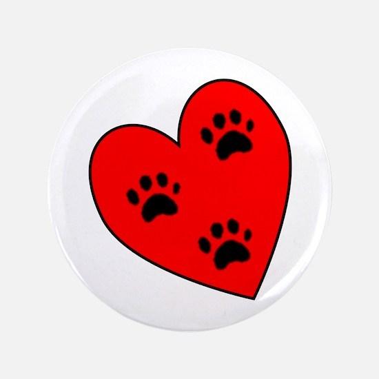 "Cool Pet health awareness 3.5"" Button"