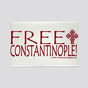Free Constantinople 2 Magnets