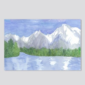 Grand Tetons Postcards (Package of 8)