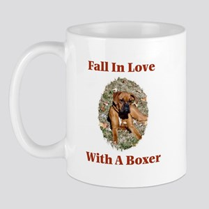 Boxer - Fall In Love Mug