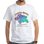 Crested Butte White T-Shirt