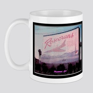 Rosecrans Drive In Mug