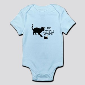 Do What I Want Cat Body Suit