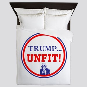 Trump is the unfit candidate Queen Duvet