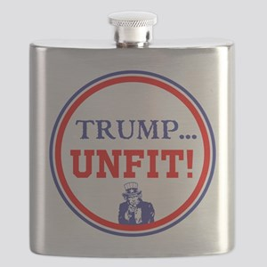 Trump is the unfit candidate Flask
