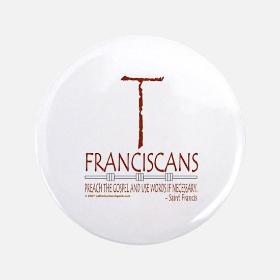 """Unique Francis 3.5"""" Button"""