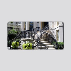 Grand Staircase Aluminum License Plate