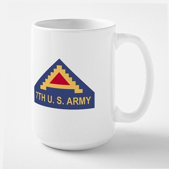 7th Army COL<BR> 15 Ounce Mug