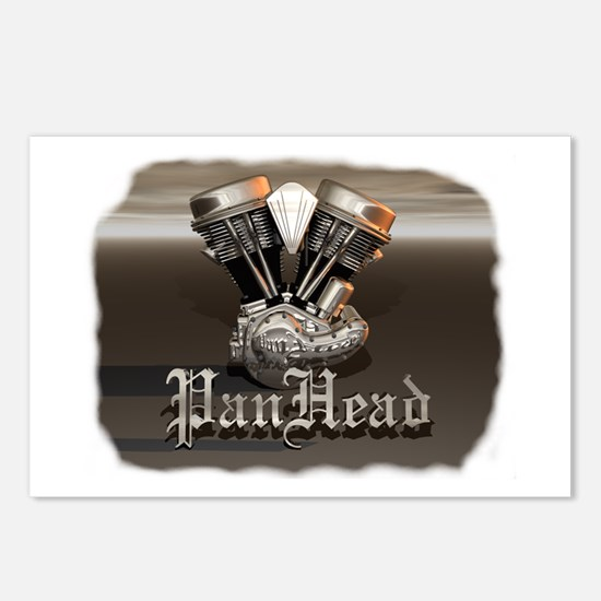 Panhead lover Postcards (Package of 8)
