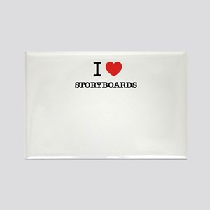 I Love STORYBOARDS Magnets