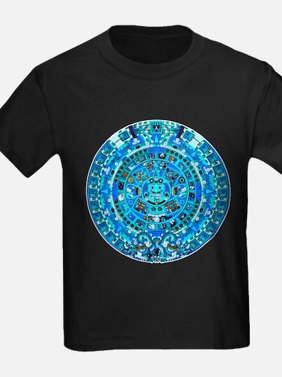 Ancient Mayan Calendar T-Shirt