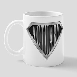SuperActuary(metal) Mug