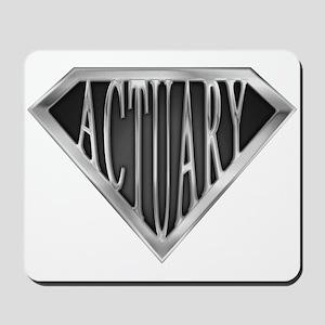 SuperActuary(metal) Mousepad