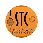 Sharon Tennis Club Logo Button
