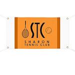 Sharon Tennis Club Logo Banner