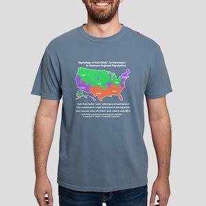 Etymology Pop vs Soda vs Coke T-Shirt