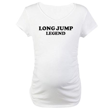 LONG JUMP Legend Maternity T-Shirt