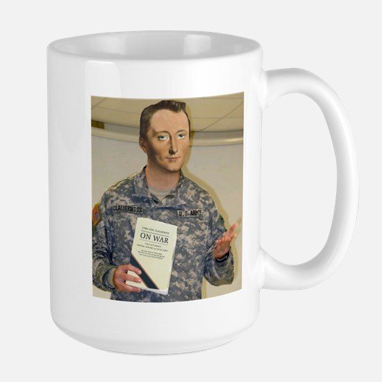 Extra Lt. Col. Clausewitz Mug Mugs