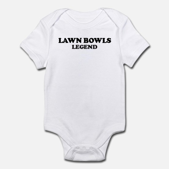 LAWN BOWLS Legend Infant Bodysuit
