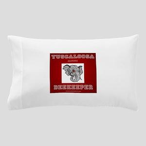 Tuscaloosa Beekeeper Pillow Case