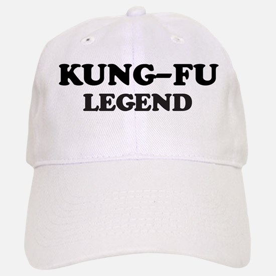 KUNG-FU Legend Baseball Baseball Cap