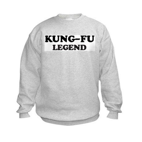 KUNG-FU Legend Kids Sweatshirt