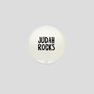 Judah Rocks Mini Button