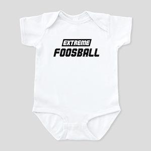 Extreme Foosball Infant Bodysuit