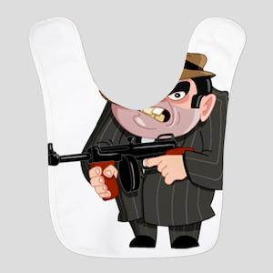 godfather Polyester Baby Bib