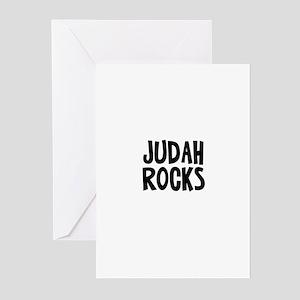 Judah Rocks Greeting Cards (Pk of 10)