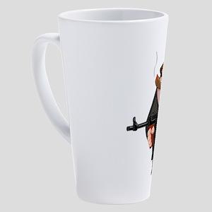 godfather 17 oz Latte Mug