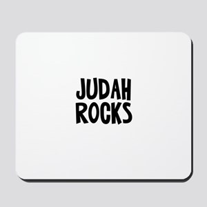 Judah Rocks Mousepad