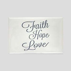 Faith Hope Love s Magnets