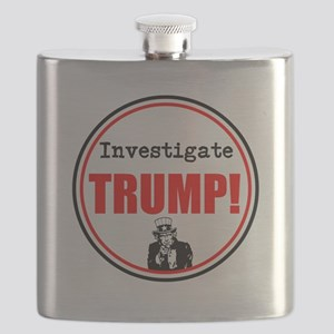 Investigate Trump, no Trump Flask
