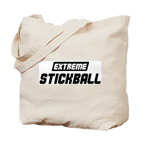 Extreme Stickball Tote Bag