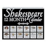 Actors Wall Calendars