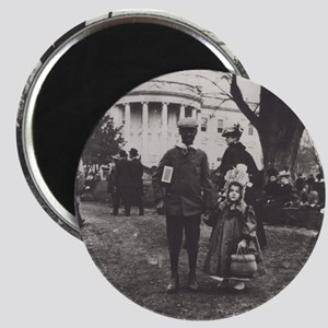 White House Lawn Magnet