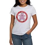 Hippo for Christmas Women's T-Shirt