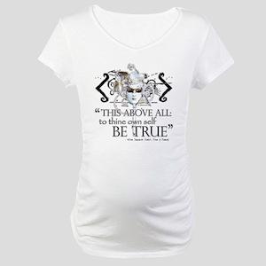 Hamlet III Maternity T-Shirt