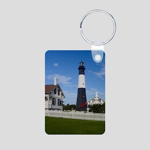 Tybee Island Lighthouse and Fence Keychains