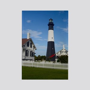 Tybee Island Lighthouse and Fence Magnets