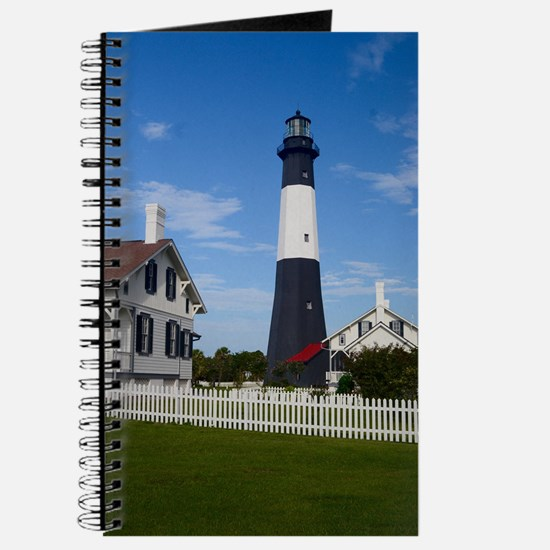 Tybee Island Lighthouse and Fence Journal